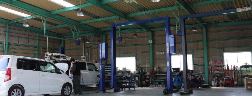 落合自動車整備工場
