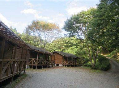 石割岳ふもとキャンプ場