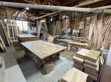 鹿子生木工所