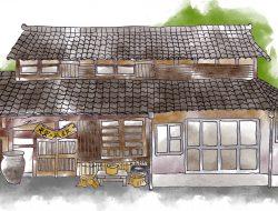 【夢みたカンパニー】山奥なのに宿泊客が絶えない人気のゲストハウス(天空の茶屋敷)